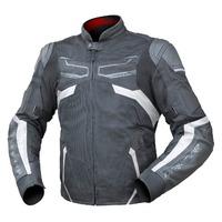 DriRider Climate Control Exo 3 Textile Jacket Black/White