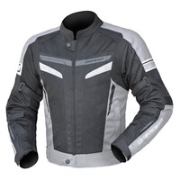 DriRider Air-Ride 5 Textile Jacket Silver/Black