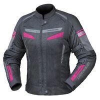 DriRider Air-Ride 5 Ladies Textile Jacket Black/Pink