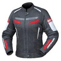 DriRider Air-Ride 5 Ladies Textile Jacket Black/Red
