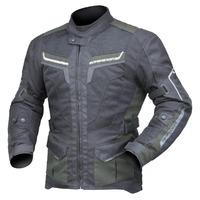 DriRider Air-Ride 5 Airflow Textile Jacket Olive/Black