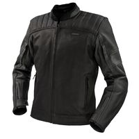 Argon Recoil Non-Perforated Jacket Black
