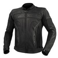 Argon Scorcher Non-Perforated Jacket Black/Grey
