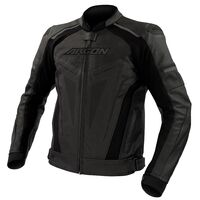 Argon Descent Perforated Jacket Stealth