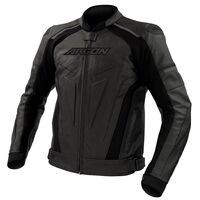 Argon Descent Non-Perforated Jacket Stealth