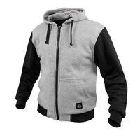 Argon Renegade Fleece Hoody Grey/Black