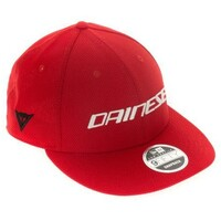 Dainese 9Fifty LP Diamond ERA Snapback Cap Red