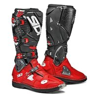 Sidi Crossfire 3 Boots Red/Red/Black