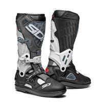 Sidi Atojo SRS Boots White/Black/Grey