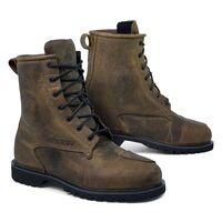 Argon Tactic Boots Brown