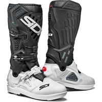 Sidi Atojo SRS Boots Limited Edition White/Black