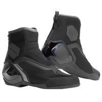 Dainese Dinamica D-WP Shoes Black/Anthracite