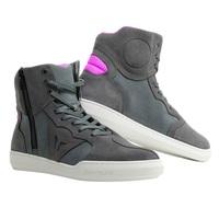 Dainese Metropolis Ladies Shoes Anthracite/Fuchsia