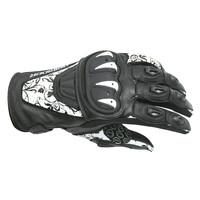 DriRider Stealth Ladies Gloves White/Black