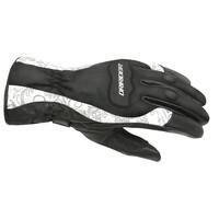 DriRider Vivid 2 Ladies Gloves Black/White