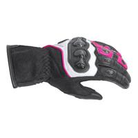 DriRider Air-Ride 2 Ladies Gloves Black/White/Pink