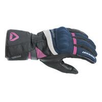 DriRider Adventure 2 Ladies Gloves Navy/White/Pink
