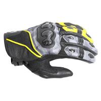 DriRider Air-Ride 2 Short Cuff Gloves Camo/Hi-Vis
