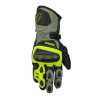 Argon Engage Gloves Grey/Lime