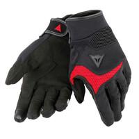 Dainese Desert Poon D1 Unisex Gloves Black/Red