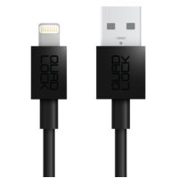 Quad Lock USB-A to Lightning Cable (20cm for Charger)