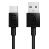 Quad Lock USB-A to USB-C Cable (20cm for Charger)