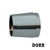 Rush 3022 Full Tapered 3000 Series Tip for 14,16,17,18,20,25,26,27,28,29 Series Mufflers