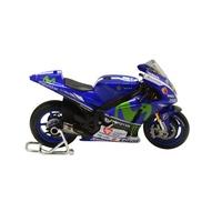 Maisto 1:10 Scale Jorge Lorenzo Yamaha 2015 Diecast Model