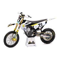 Maisto 1:12 Scale Jason Anderson Rockstar Racing 2020 Diecast Model