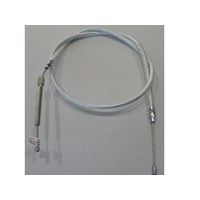 """Magnum Shielding MS-3206HE Sterling Chromite II Clutch Cable CL=47"""" 1 Piece TL=5-1/2"""" for Sportster 71-Early 84"""