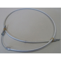 """Magnum Shielding MS-3207HE Sterling Chromite II Clutch Cable CL=53"""" 1 Piece TL=4-1/4"""" for FXR/FLT 84-86"""