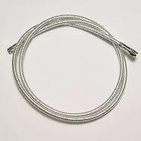 "Magnum Shielding MS-3546 Sterling Chromite II Universal Brake Line 46"" w/AN-3 Fittings"