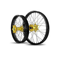 DNA Front Wheel ONLY 21 x 1.60 RMZ250 (07-11) RMZ450 (05-11) Gold/Black