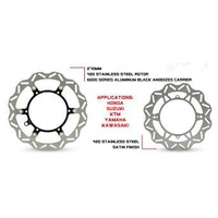 DNA Pro Series Front Brake Rotor - HONDA