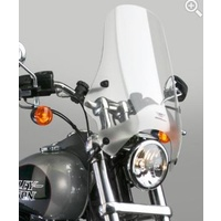 """National Cycle Street Shield Clear Quick Set 1"""" Mount"""