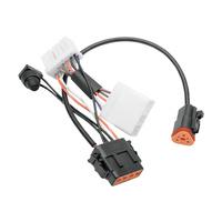 NAMZ Custom Cycle Products NMZ-NAMZ001 Speedo Tacho Sub Harness for Softail 96-98