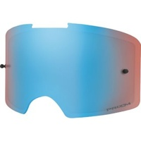 Oakley Replacement Lens Prizm Sapphire Iridium for Front Line MX Goggles