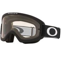 Oakley XS O-Frame 2.0 Pro Goggles Matte Black w/Clear Hi Impact Lens
