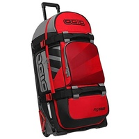 OGIO Rig 9800 Red/Hub Wheeled Gear Bag