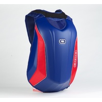 OGIO OG5919631 No Drag Mach 3 Backpack Blue/Grey/Red