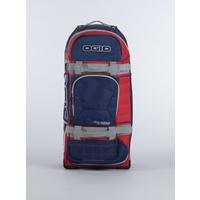 OGIO OG5919634 RIG 9800 Gear Bag (Wheeled) Blue/Grey/Red