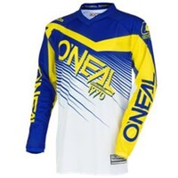 Oneal 2018 Element Jersey Racewear Blue/Yellow