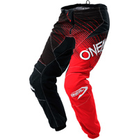 Oneal 2018 Element Youth Pants Racewear Black/Red
