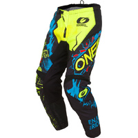 Oneal 2020 Element Youth Pants Villain Yellow