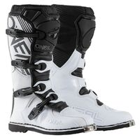 Oneal 2021 Youth Element Boots White