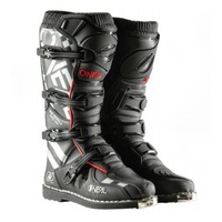 Oneal Element Boots Squadron Black/Grey