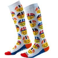 Oneal Pro MX Socks Emoji Multi