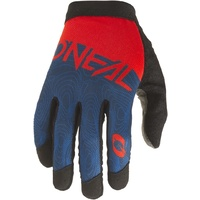 Oneal 19 AMX Alititude Gloves Red/Blue