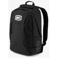 100% Skycap Backpack Black
