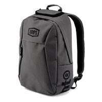 100% Skycap Backpack Grey Heather